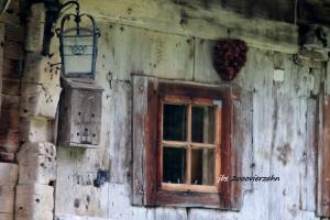 Teil von einem Knappenhaus - Kasern Südtirol